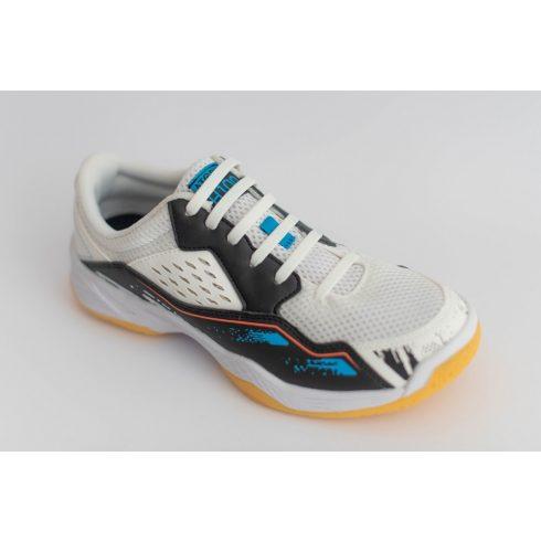 ALL4YOU WHITE szilikonos cipőfűző 16 db